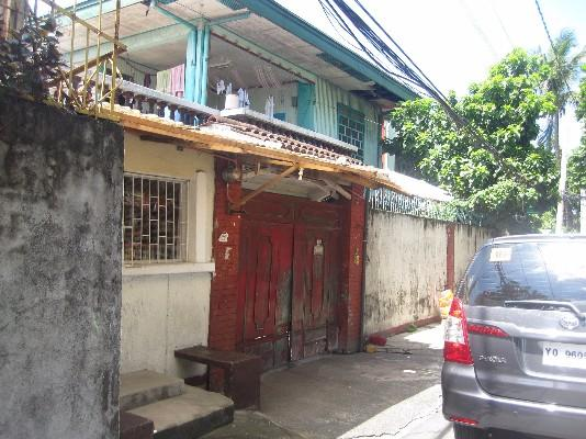 Old House and Lot For Sale in Project 8 Quezon City