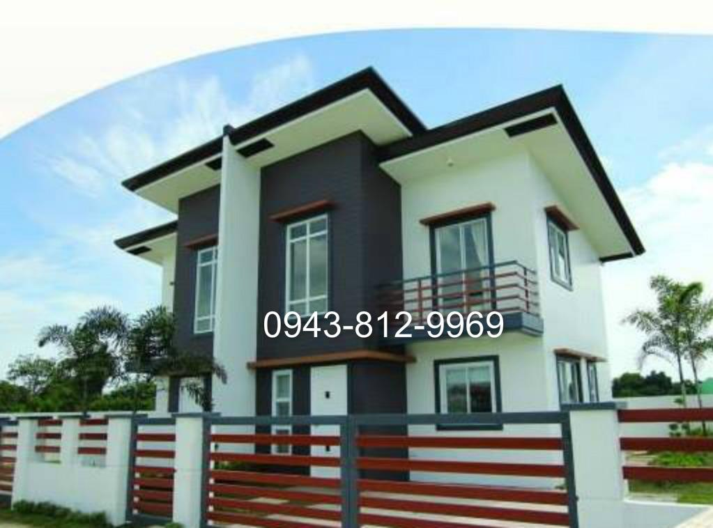 Accessible and for sale house and lot in bulacan for 2 houses on one lot for sale