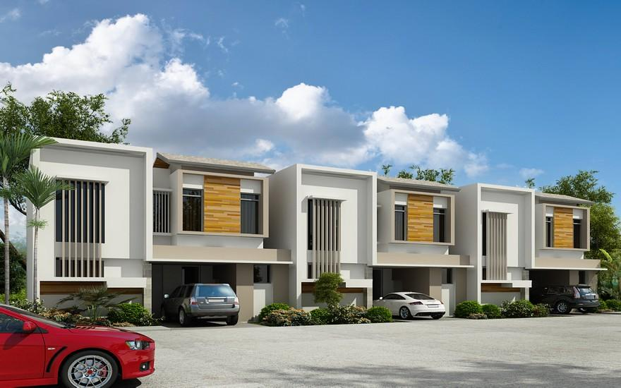 Modern houses for sale botanika house in talamban cebu for Modern contemporary homes for sale