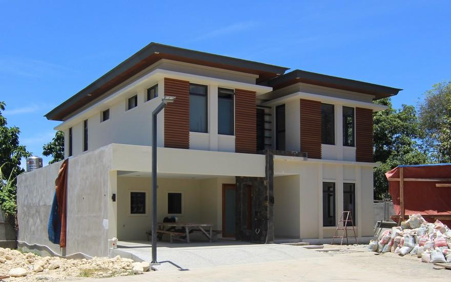 Modern house and lot for sale in talamban cebu city for Modern contemporary homes for sale