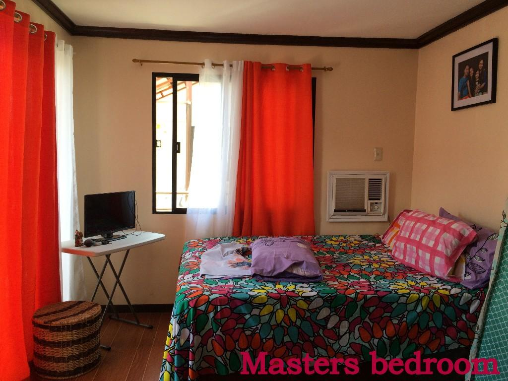 Fully furnished 3 bedroom duplex house at bf country homes for Three bedroom duplex