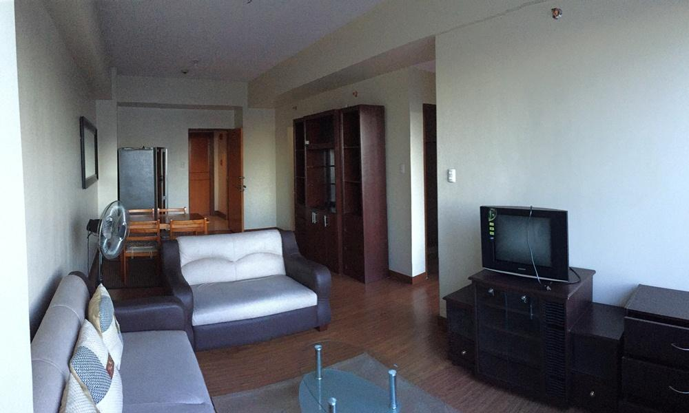 furnished 2 bedroom condo for rent in eastwood city quezon city. Black Bedroom Furniture Sets. Home Design Ideas