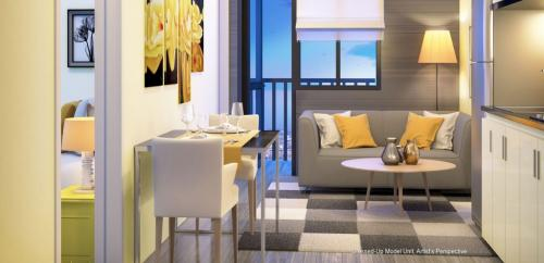 1 BEDROOM END UNIT WITH BALCONY - Image 1