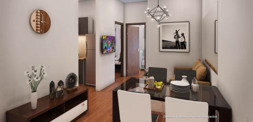 1 BEDROOM WITH BALCONY IN TREES RESIDENCES - Image 1