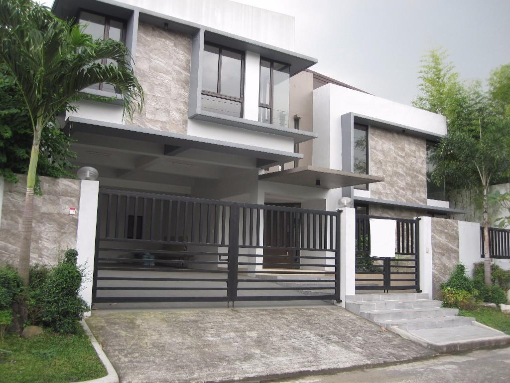 House and lot for sale inside of capitol homes quezon city for Homes for sale inside