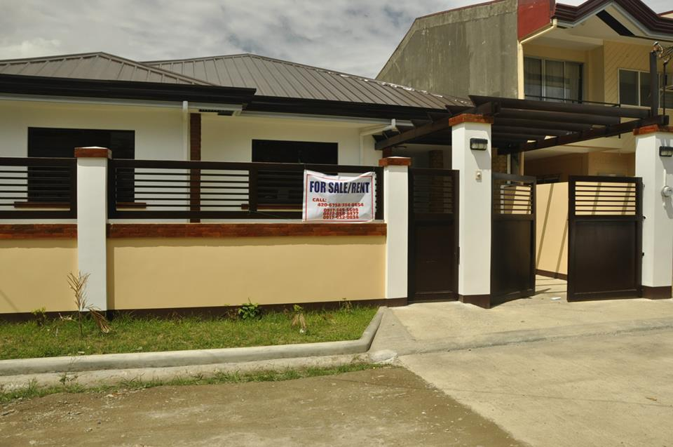 4 bedroom bungalow house inside a guarded subd mandaue for Inside 4 bedroom house