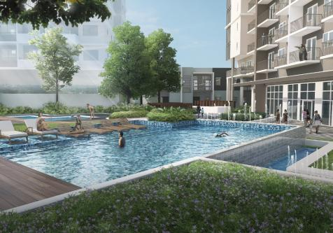 2 BEDROOM UNIT IN MAPLE AT VERDANT TOWER - Image 1