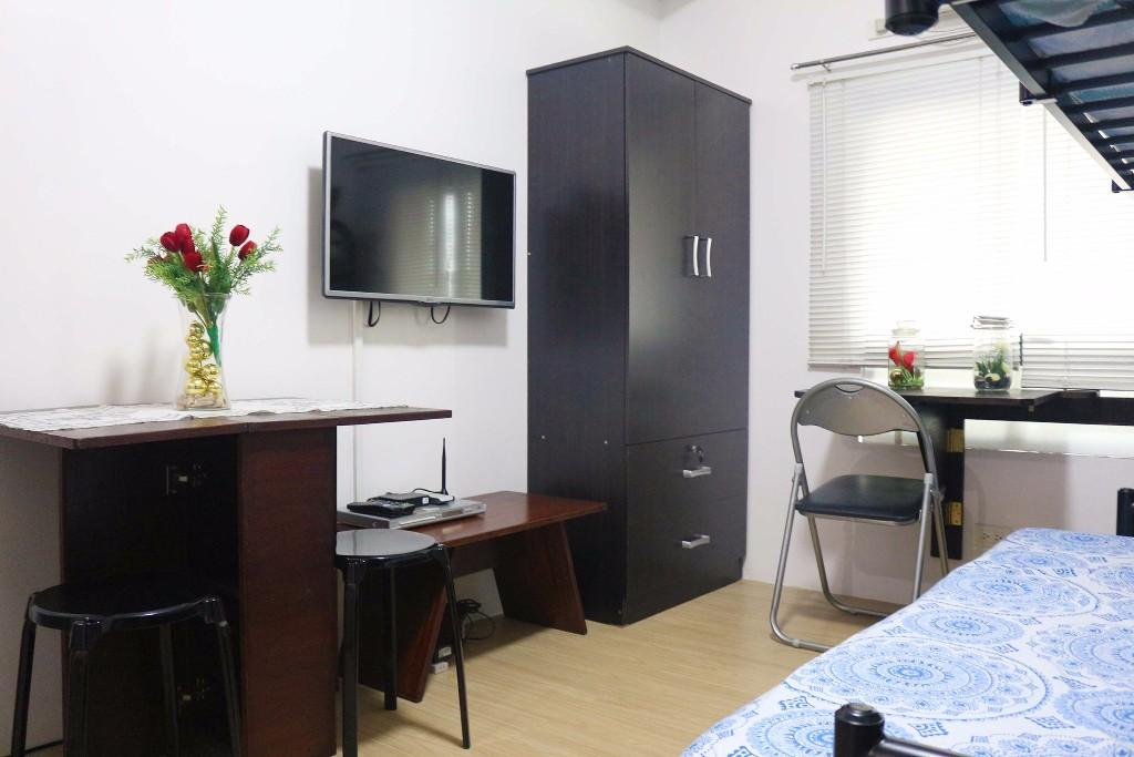 Studio Unit Fully Furnished Condo For Rent In Taft Ave Manila Image 1