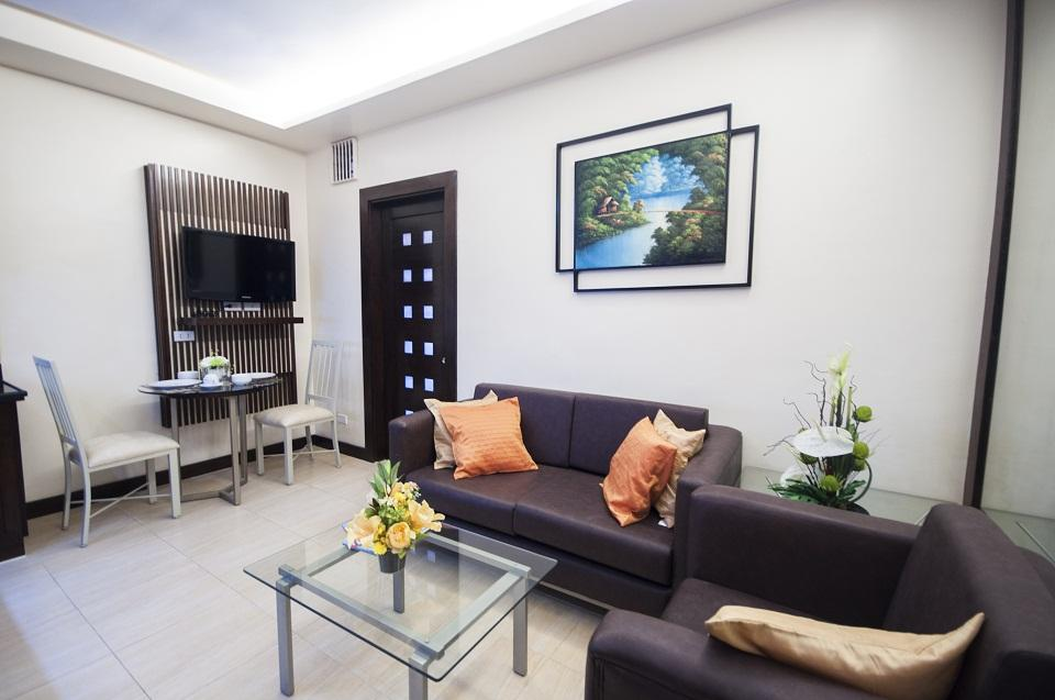 1 Bedroom Apartment For In Cebu City With Free Wifi Cable Image