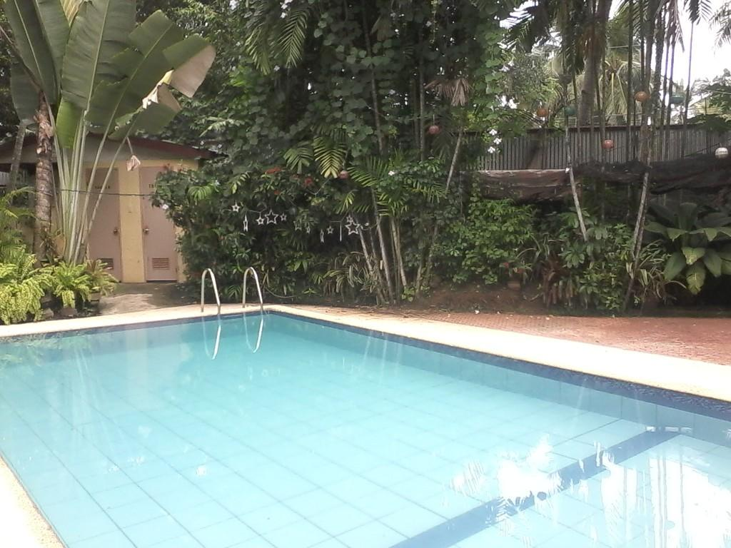 Furnished house for rent with common swimming pool in - Houses with swimming pools for rent ...