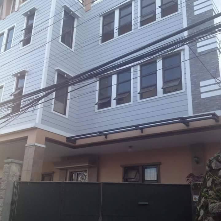 Apartment Unit For Long Term Rent At Aurora Hill Proper Baguio City