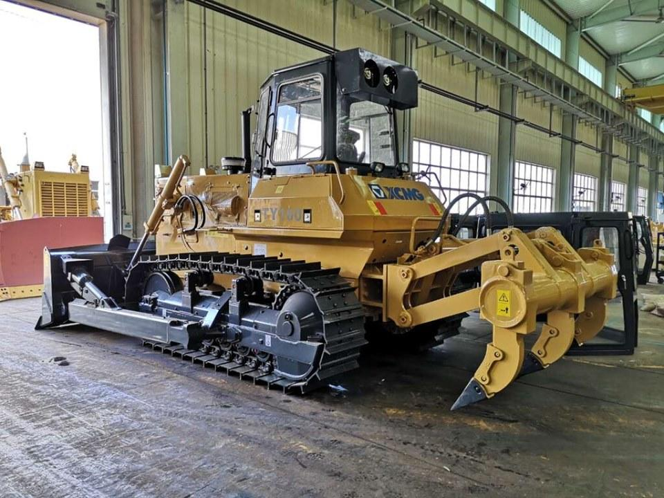 XCMG TY160 BULLDOZER WITH RIPPER, Valenzuela