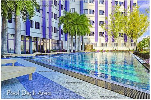 BLUE RESIDENCES IN QUEZON CITY - Image 1
