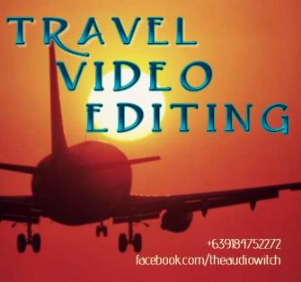 Travel Video and Personal Videos Editing, Quezon City Mobile
